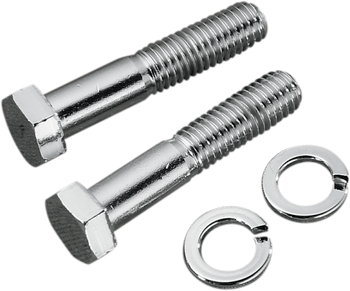 Gardner-Westcott - Chrome Hex-Head Handlebar and Riser Mounting Bolts