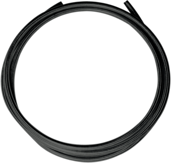 BYO Universal Brake Lines - Black Brake Tee - fits Harley Models