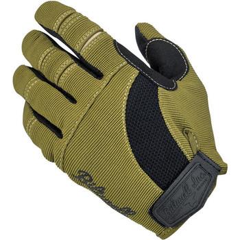 Biltwell Inc. - Moto Gloves - Olive/Black