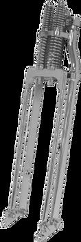 Drag Specialties - Springer Forks - fits Harley Models (See Desc.)