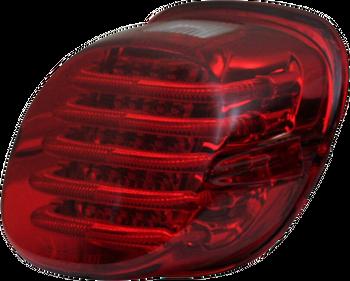 Customs Dynamics Low Profile Harley Davidson ProBEAM LED Taillights