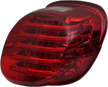 Customs Dynamics Low Profile Harley Davidson ProBEAM LED Taillights