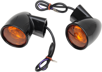 Drag Specialties - Bullet-Style Turn Signals