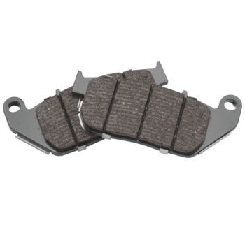 Lyndall Brakes - Gold Plus Racing Front Brake Pads -  O.E.M. 42831-04 (see desc.)
