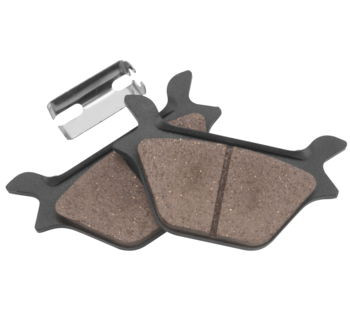 Lyndall Brakes - Z Plus Racing Rear Brake Pads - O.E.M.44209-87C (see desc.)