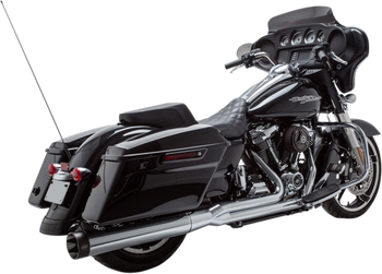 S&S - Sidewinder 2-Into-1 Exhaust System - fits '17-'18 Touring Models