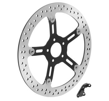 "Arlen Ness - Big Brake Floating Front Rotor Kit 14"" - Fits Touring Models"