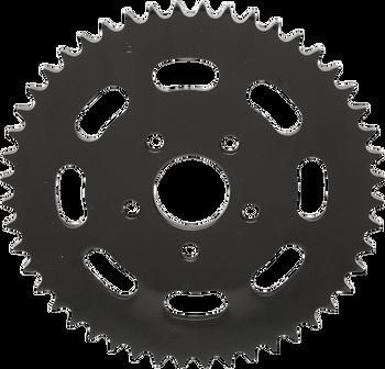 Drag Specialties - Rear Wheel Sprockets - fits '84-'85 FX/FXST, '73-'84 Big Twin, '79-'81 XL (Dished)