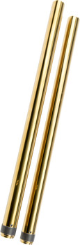 HardDrive Gold Fork Tubes - 39MM