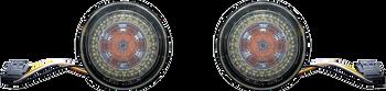 Custom Dynamics - Probeam Dynamic Ringz Turn Signals w/ Smoke Lenses