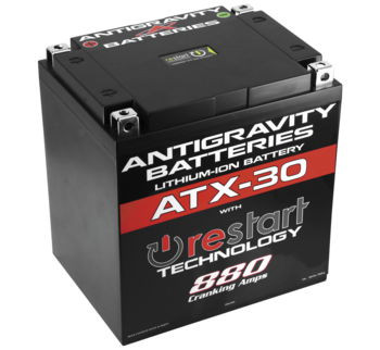 Antigravity - RE-START Lithium Ion Batteries