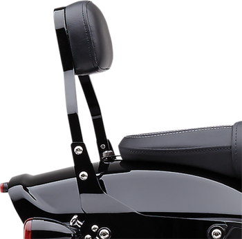 Cobra - Detachable Back Rest Kit - fits '18 Harley FXFB/S