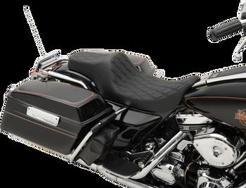 Drag Specialties - Predator III Seats - fits FL