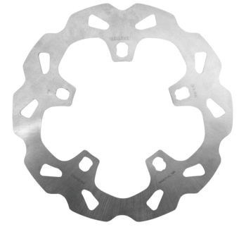Galfer - Stainless Steel Floating Front Wave Rotors - fits '14-'16 FLH/FLT