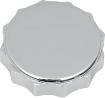 Drag Specialties - Deluxe Gas Cap - Chrome