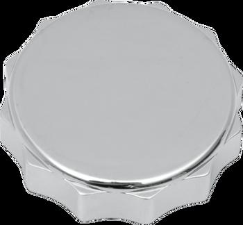 Drag Specialties - Deluxe Gas Cap - Chrome