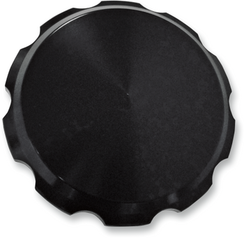 Joker Machine - Smooth Gas Caps - Fits 96-'18 XL, '99-'18 Big Twins