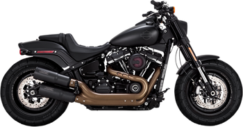 Vance & Hines - Hi-Output Slip on Mufflers - fits '18 FXFB
