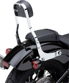 Cobra - Detachable Back Rest Kit - fits '07-'17 FLSTF, '06-'10 FXST/S/B