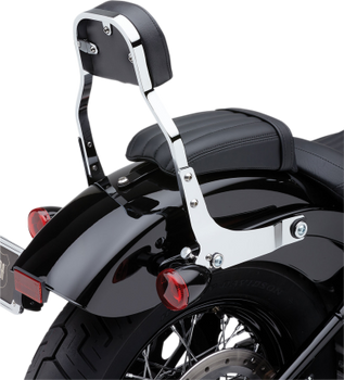 Cobra - Detachable Back Rest Kit - fits Dyna Models (see desc.)