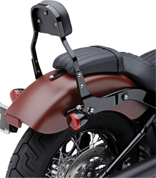 Cobra Detachable Back Rest Kit - fits Dyna Models (see desc.)