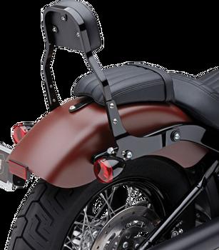 Cobra Detachable Back Rest Kit - fits Dyna Models (see desc.)