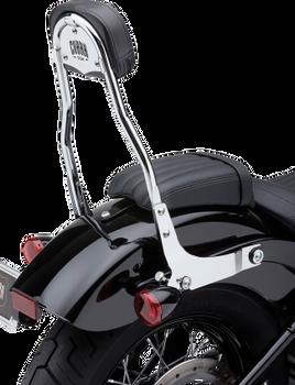 Cobra - Round Detachable Back Rest Kit - fits '18 FLDE/FLHC/S/FLSL/FXBB