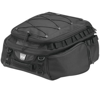 Kuryakyn - Momentum Roamer Tail Bag - Black