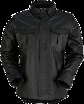 Z1R - The Motz Leather Shirt