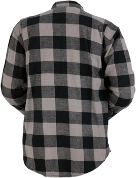 Z1R - The Duke Flannel Shirt