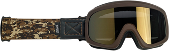 Biltwell Overland 2.0 Goggles - BCamo
