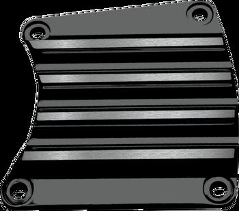 Covington's Customs - Finned Inspection Covers - fits '99-'06 FLT/FLHT/FLHR/FLTR