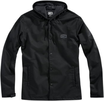 100% Apache Jacket Black
