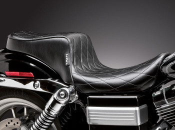 Le Pera Cherokee Seat Fits Harley Dyna Models '06-'17