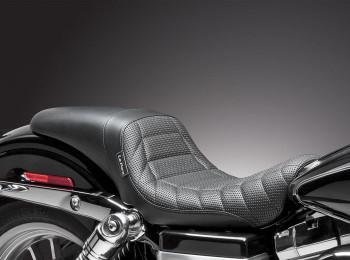 Le Pera Daytona Seat Fits Dyna Models 06-17