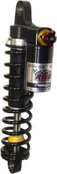RWD - RS-1 Piggy Back Coil Over Performance Shocks - fits Harley '91-'17 Dyna Glide Models