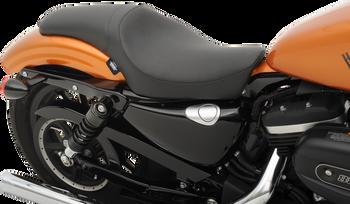 Drag Specialties - Predator Seats - Fits '10-'18 Harley XL Sportster Models