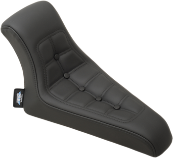 Drag Specialties - Low Rider Solo Seat - Fits Custom Models