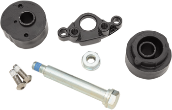 Drag Specialties - Front Isolator Mount Kit - Fits '04-'18 Harley XL Sportster Models