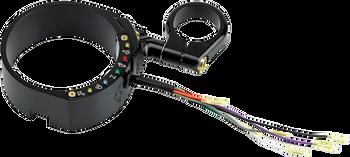 Joker Machine - Speedometer Relocation Bracket - Fits '14-'18 Sportster XL Models w/ 39mm Fork Tubes