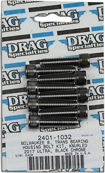 Drag Specialties M-Eight Engine Bolt Kits