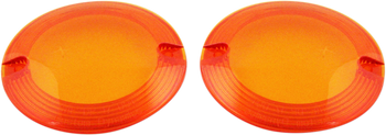 Custom Dynamics ProBEAM Flat Turn Signal Lenses