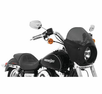 Memphis Shades Cafe Fairings - Fits Dyna, Sportster Models (see fitment)