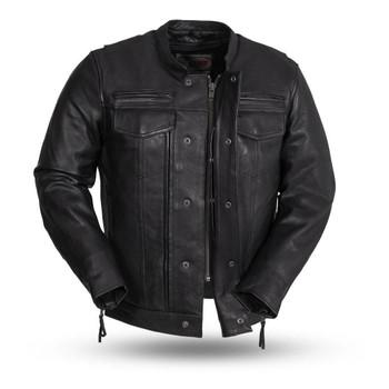 First Mfg - Raider Leather Jacket