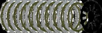 Belt Drives Ltd. - High Performance Clutch Kit w/ Extra Plate - Fits '98-'17 Twin Cam Models