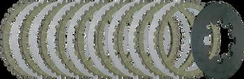 Belt Drives Ltd. - High Performance Clutch Kit w/ Extra Plate - Fits '90-'18 XL Models