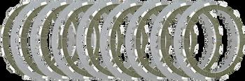 Belt Drives Ltd. - Clutch Plate Kit - Fits '98-'17 Twin Cam Models