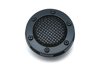 Kuryakyn - Mesh Gas Cap - Fits Touring, Dyna, Softail, and Sportster Models