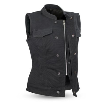 First Mfg - Women's Ludlow Canvas Vest