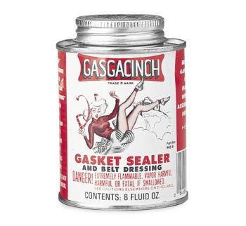 Gasgacinch - Gasket Sealer - 4 oz. or 8 oz.